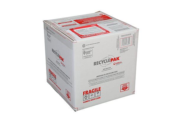 SUPPLY-192- MEDIUM CFL RECYCLING BOX